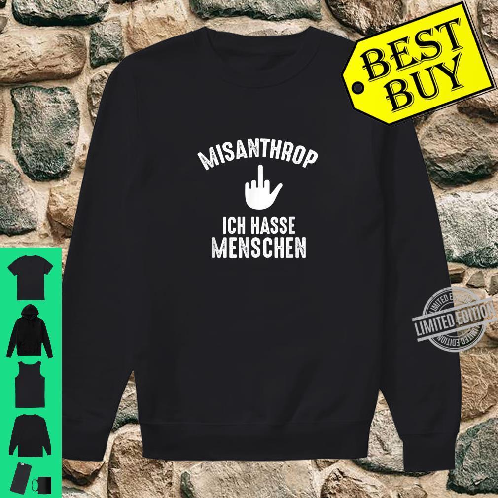 Ich hassechen Shirt sweater