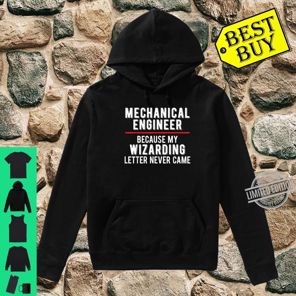 Mechanical Engineer Graduation Design For Wizards Shirt hoodie