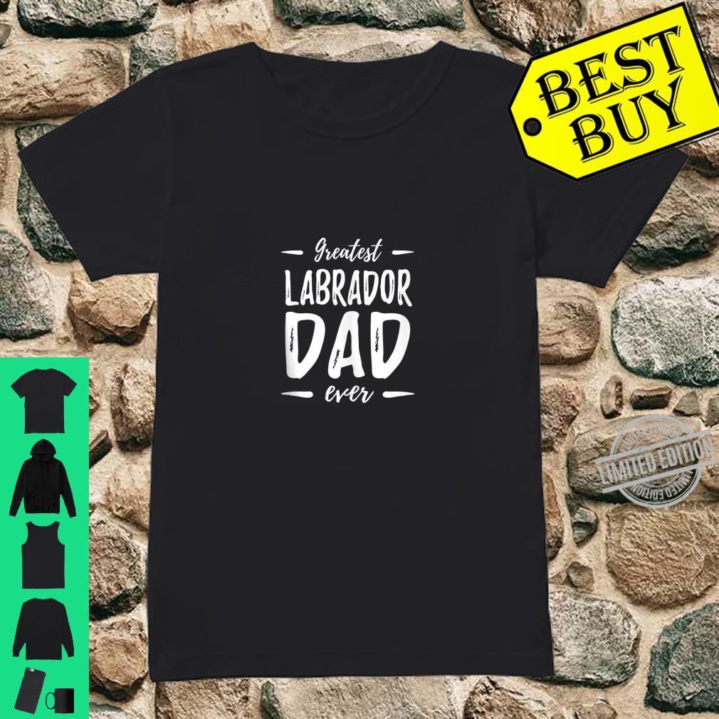 Dog Dad Men/'s T-shirt Casual tee