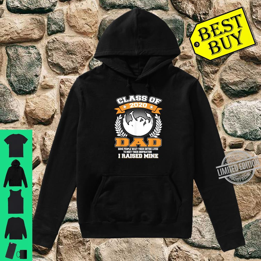 Mens Proud Dad Of A Class Of 2020 Graduate for Aunt Shirt hoodie