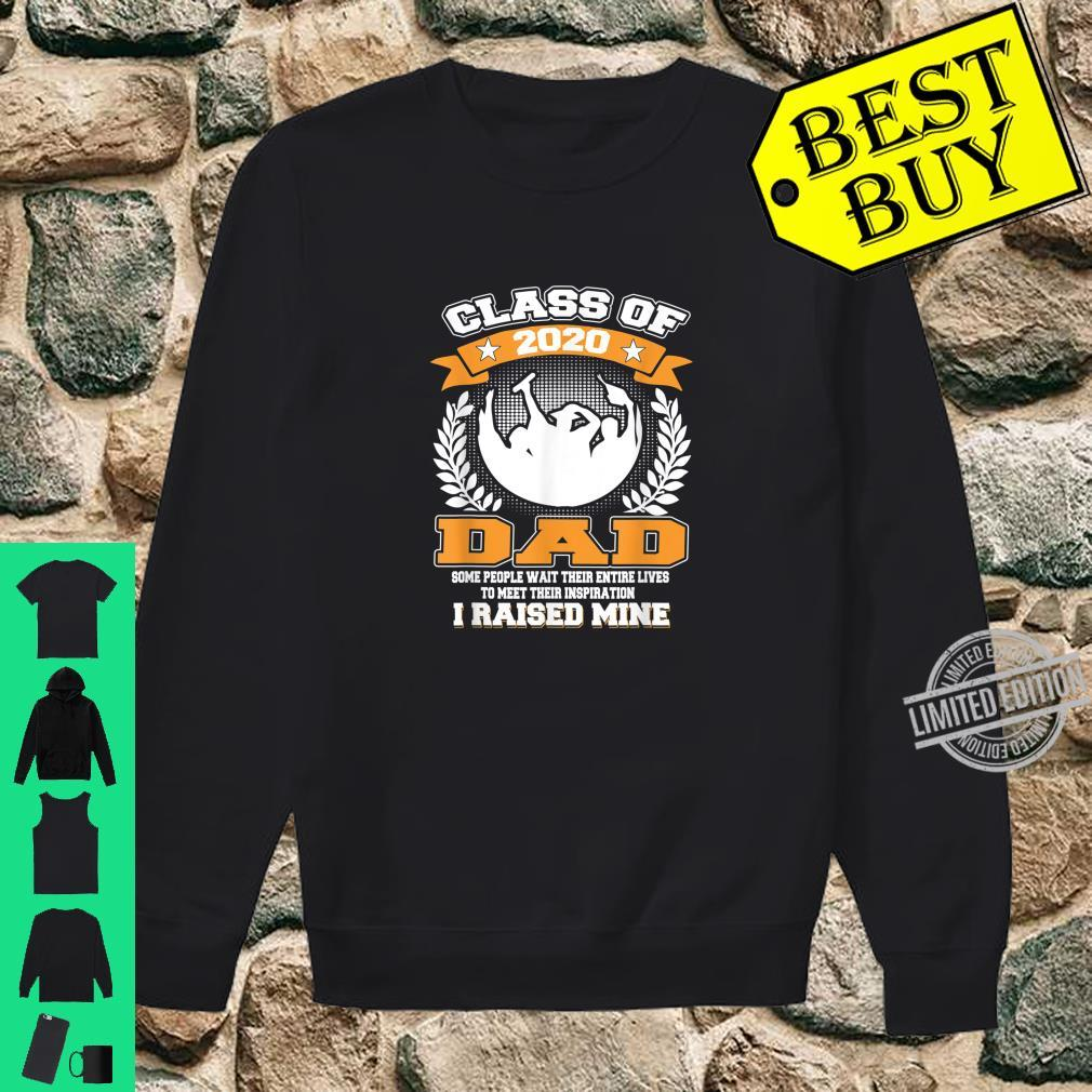 Mens Proud Dad Of A Class Of 2020 Graduate for Aunt Shirt sweater