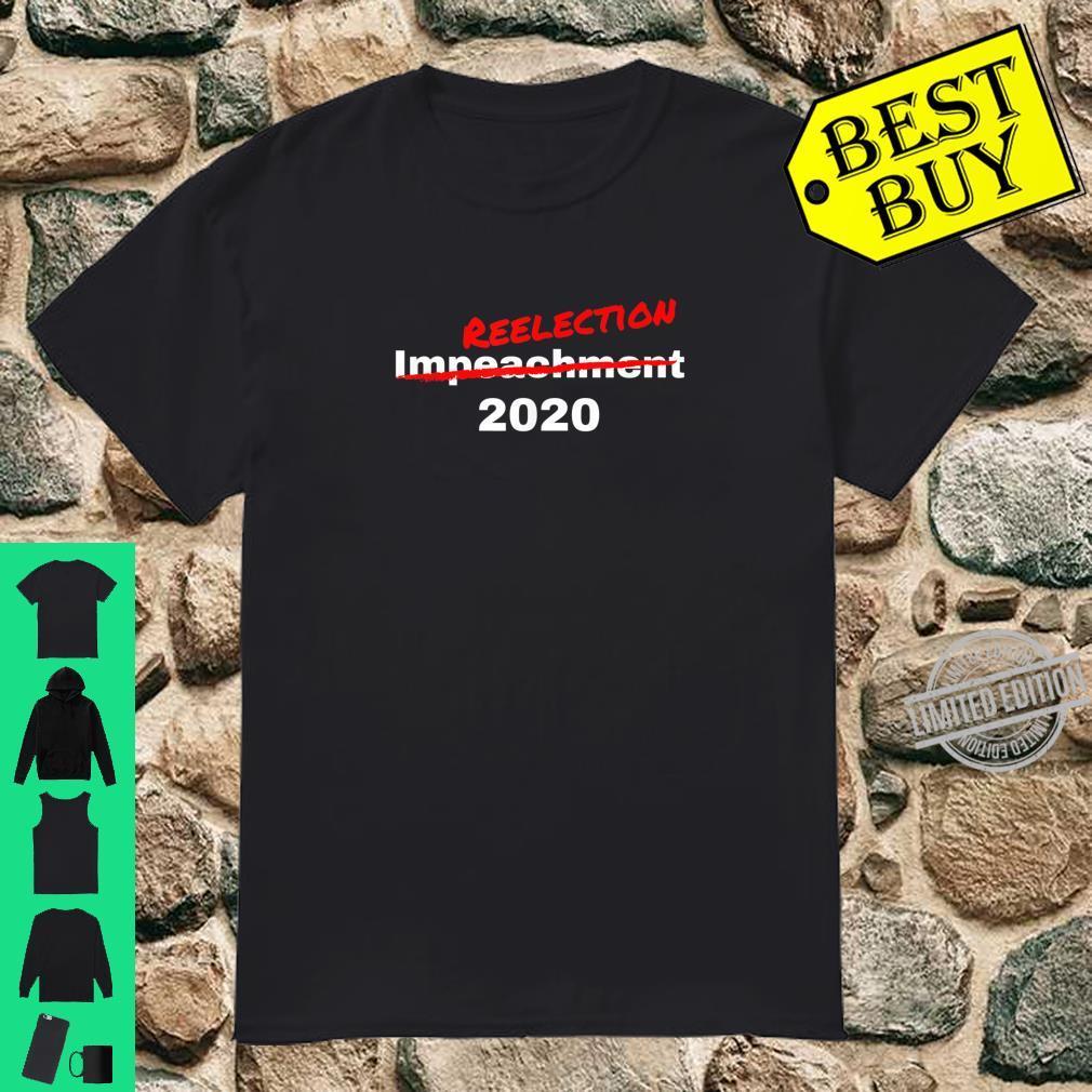 President Trump 2020 Reelection Shirt Shirt