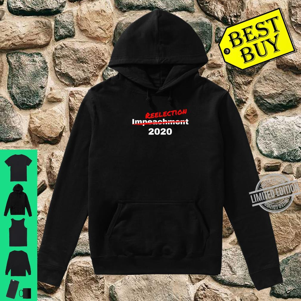 President Trump 2020 Reelection Shirt Shirt hoodie