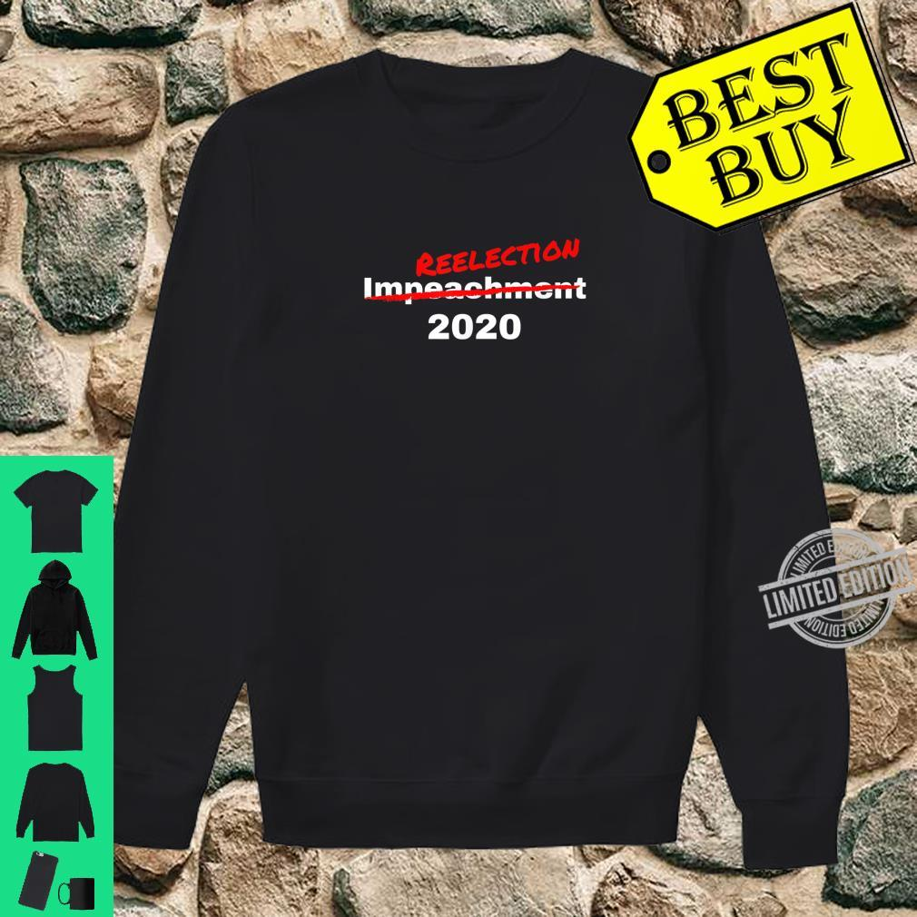 President Trump 2020 Reelection Shirt Shirt sweater